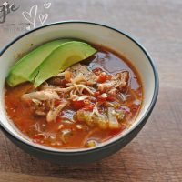 Easy Soup Recipe: Chicken Enchilada Soup