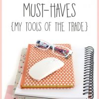 My Mompreneur Must Haves