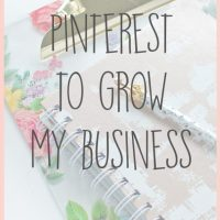 How I Use Pinterest for Business