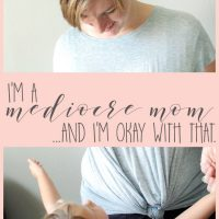 I'm a Mediocre Mom, and I'm not Ashamed