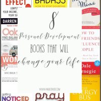 Must Read Books for Personal Development