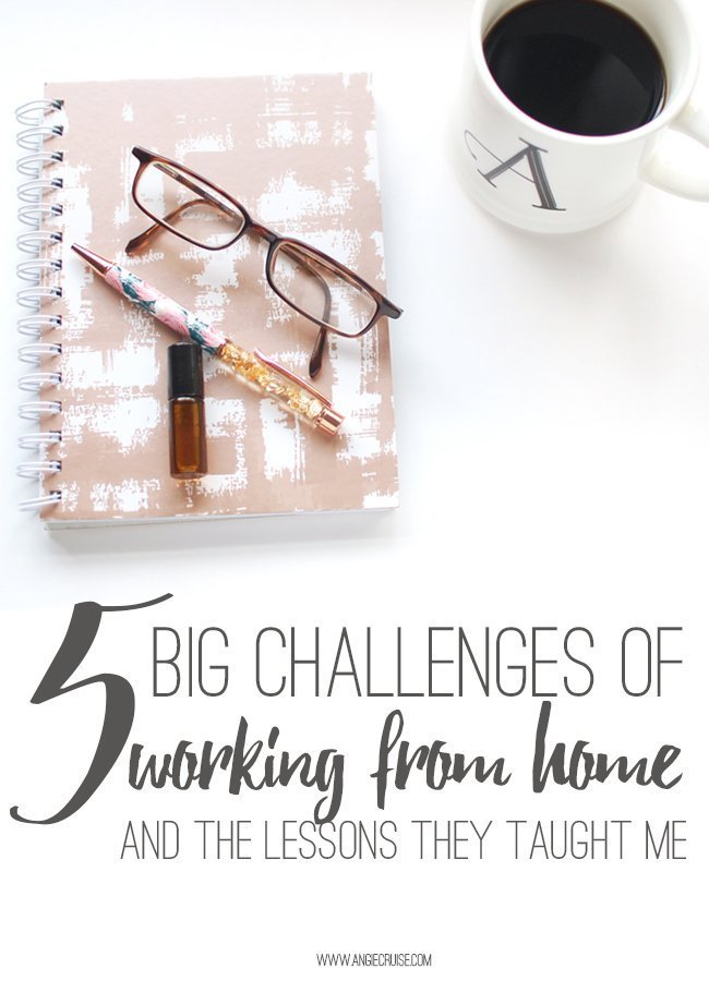 I've been running a business from home for over 10 years now, and will be the first to tell you there are a lot of unique challenges of working from home as a mom. Are you a new work at home mom? Read on to see what those are.