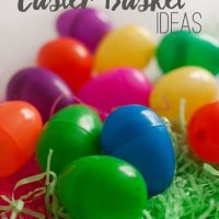 30 Non-Candy Easter Basket Ideas [For Any Kid]