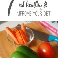 7 Easy Ways to Eat Healthy and Improve Your Diet