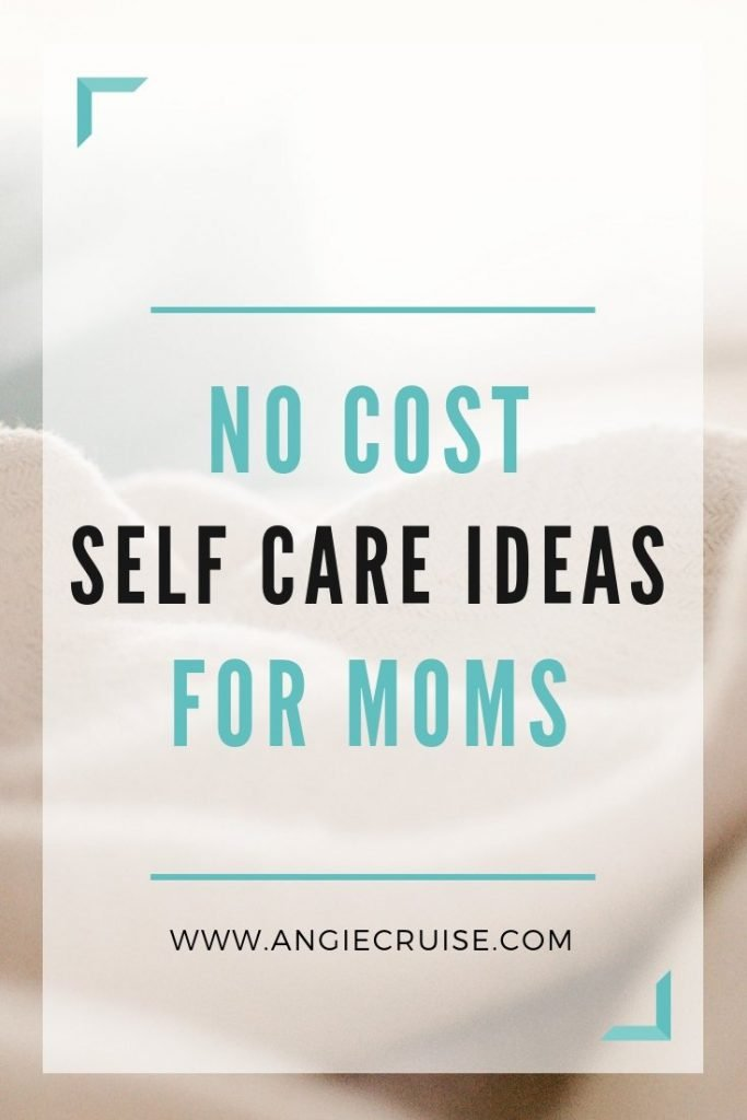 Self Care is all the rage these days, but it seems more and more that the whole concept is centered around spending money. Don't fall into that trap. Use these no-cost self care ideas to fill your cup without breaking the bank. #selfcare #selfcareideas #personalgrowth