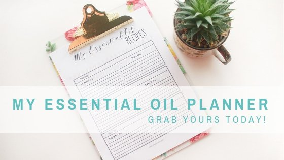 My Essential Oil Planner