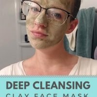 Deep Cleansing Bentonite Clay Face Mask Recipe
