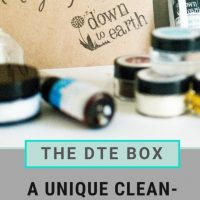 Down to Earth Subscription Box Unboxing