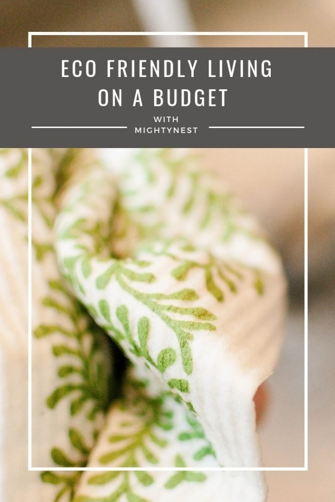 eco friendly living on a budget with mightiest