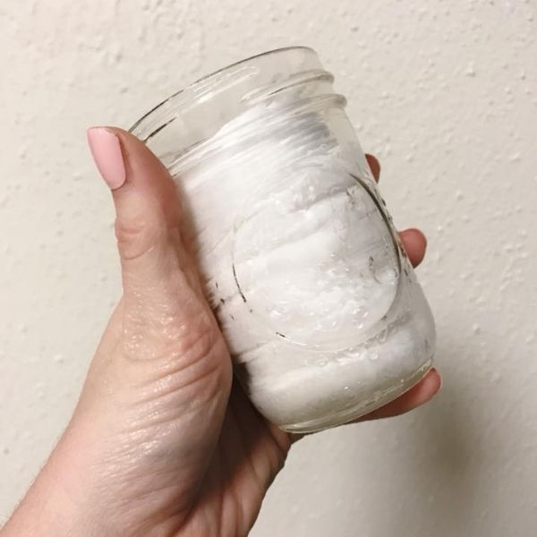 Homemade Makeup Remover Wipes  in Glass Jar