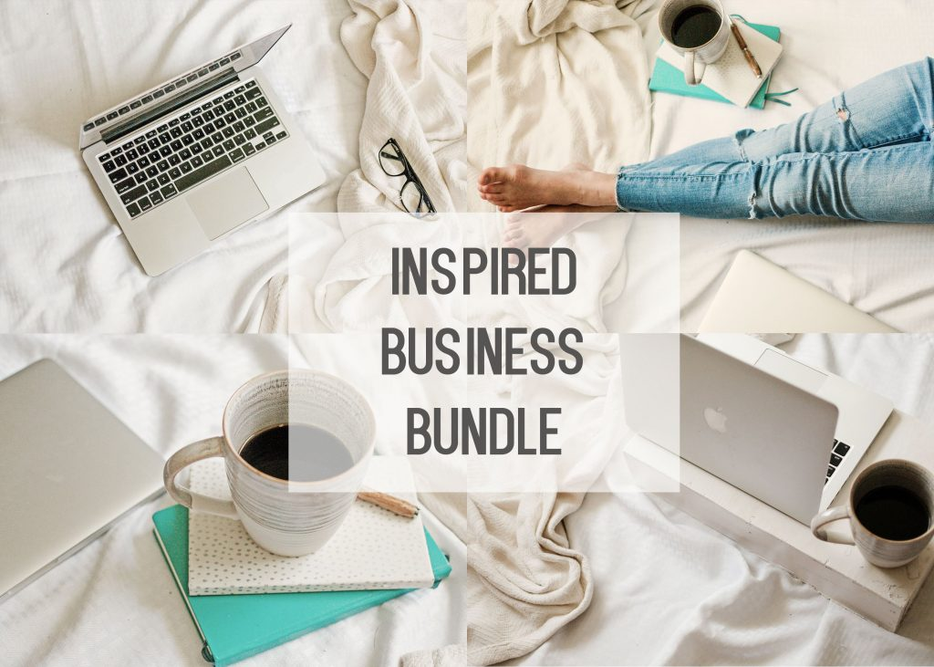 Inspired Business Bundle, Stock Photography, Cozy Workspace