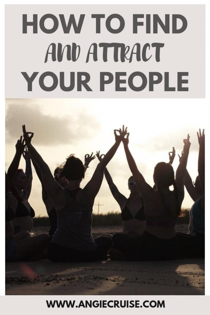 How to Find and Attract Your People Online