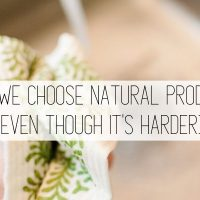 The Benefits of Using Natural Products