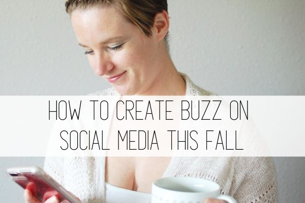 how to create buzz on social media