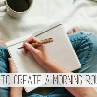 How to Create a Morning Routine that Makes You Want to Wake Up Early