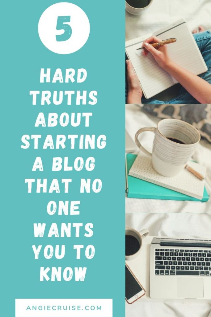 The hard truth about blogging no one wants to tell you