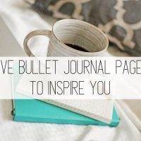 25+ Bullet Journal Page Ideas to Inspire You