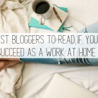 14 Work from Home Bloggers to Follow