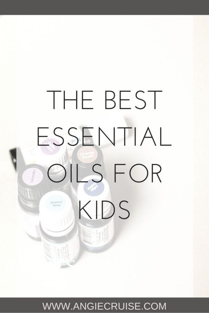the best essential oils for kids