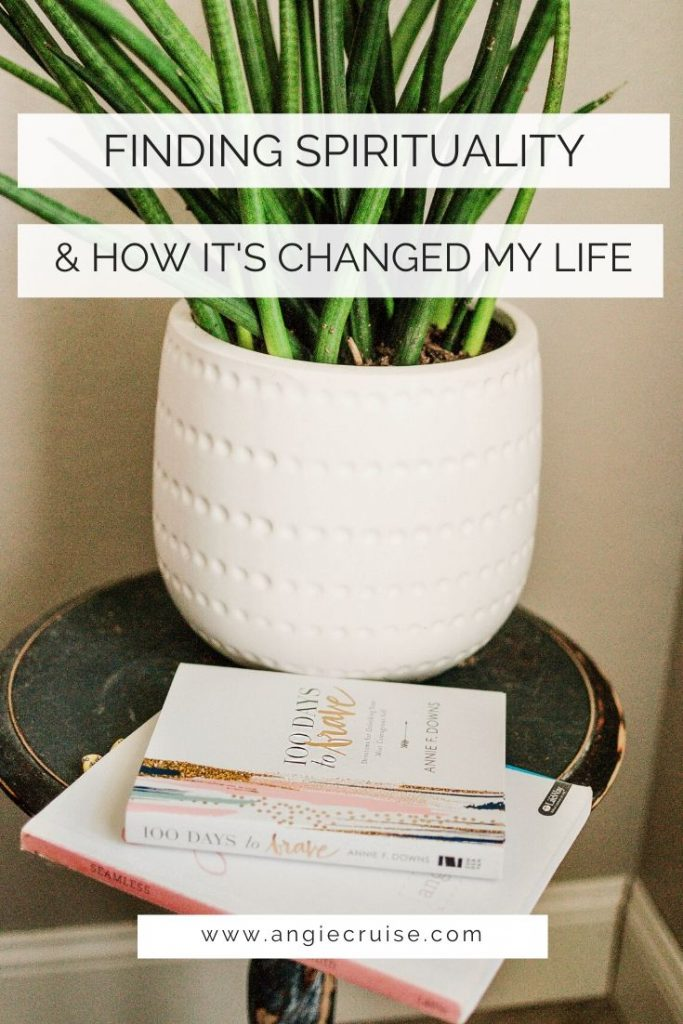 Finding spirituality & how it's changed my life