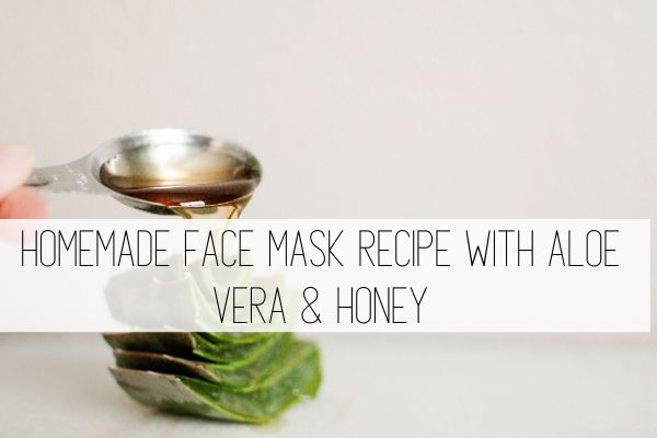 homemade face mask recipe