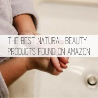 The Best Natural Beauty Products on Amazon