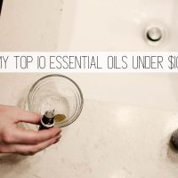 10 Best Essential Oils Under $10