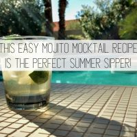 Easy Mojito Mocktail Recipe You Can Sip All Summer