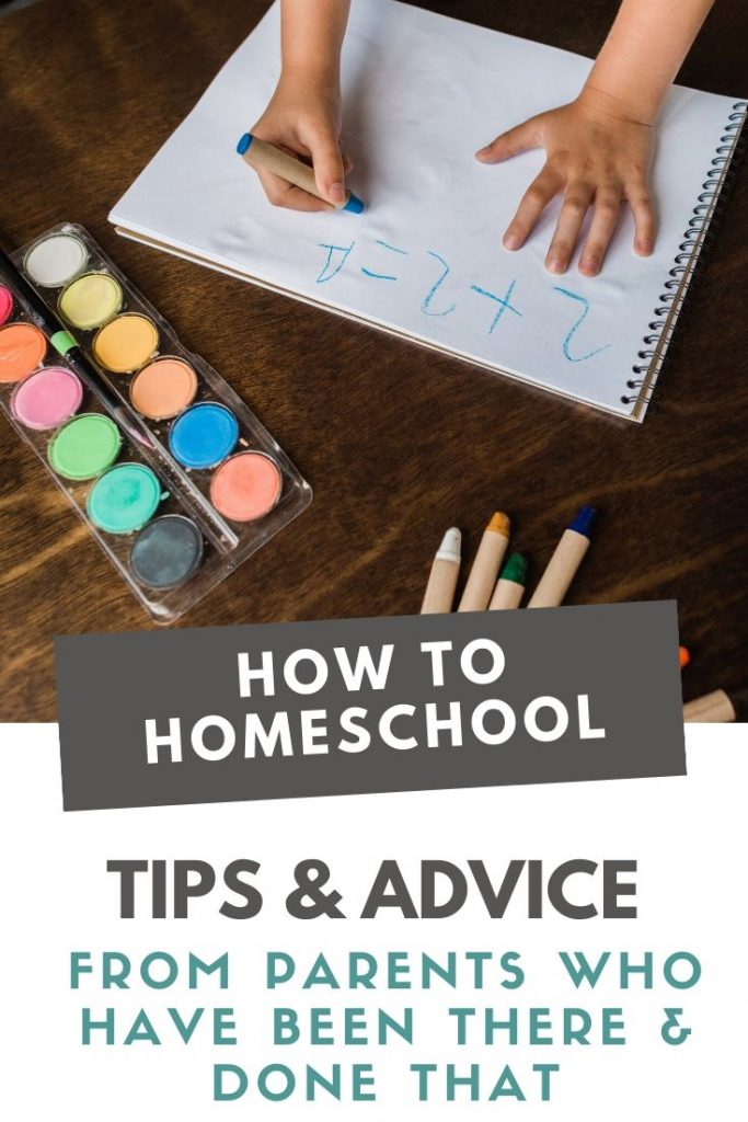 How to homeschool: tips and advice from parents who have been there and done that.