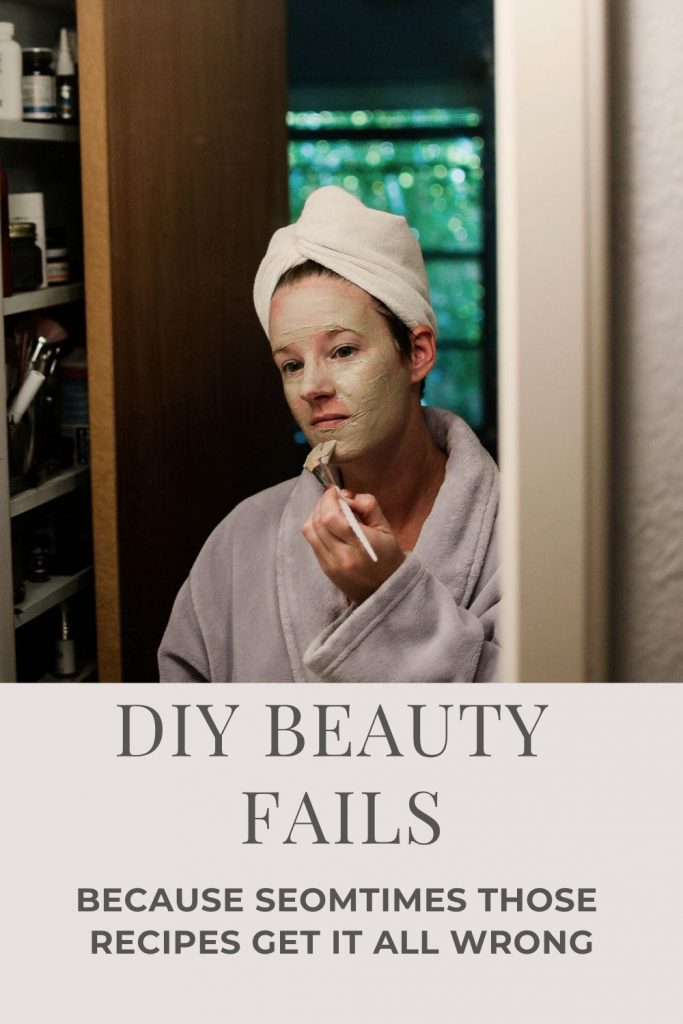 Ever wonder if those DIY beauty tutorials really work? Today, I'm sharing the top FAILS from my own experiments!