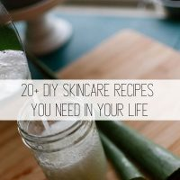 DIY Skincare Recipes You Need in Your Life