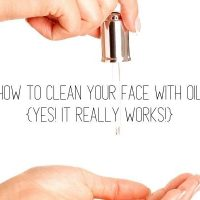 What is Oil Cleansing? Everything You Need to Know